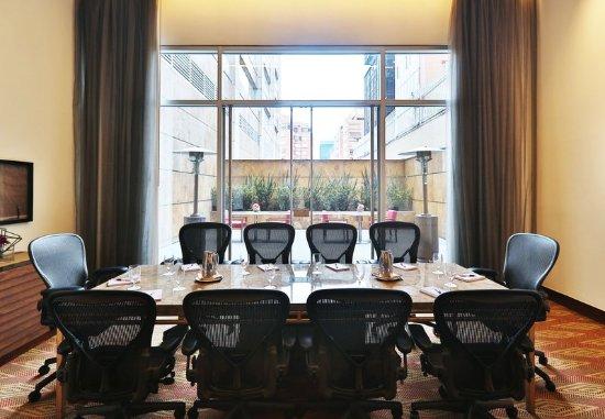 JW Marriott Hotel Bogota: Meeting Room