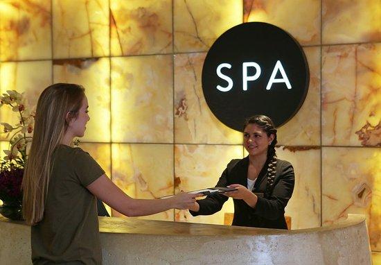 JW Marriott Hotel Bogota: SPA