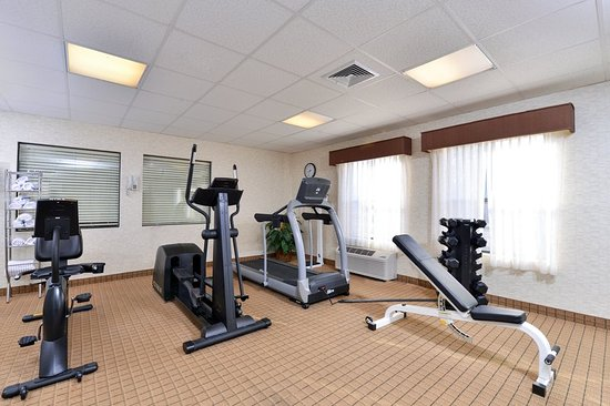 North Attleboro, MA: Fitness Center