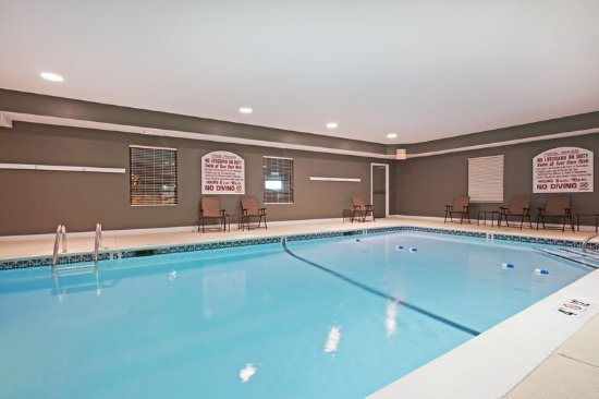 Holiday Inn Express North Attleboro Indoor Heated Pool