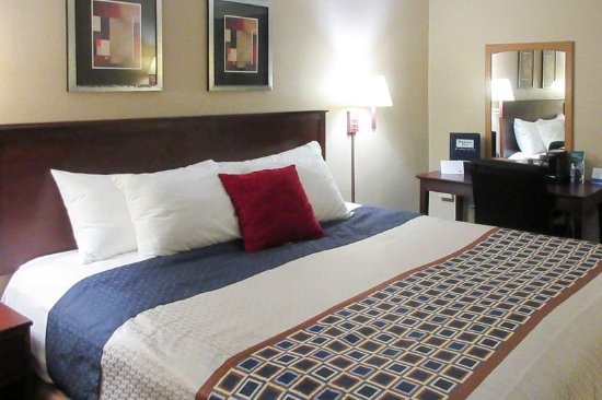 Chisago City, MN: Guest room with one bed