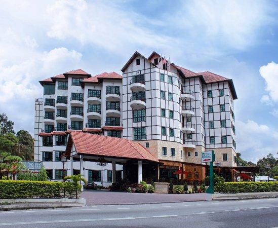 Hotel De' La Ferns: Hotel De La Ferns