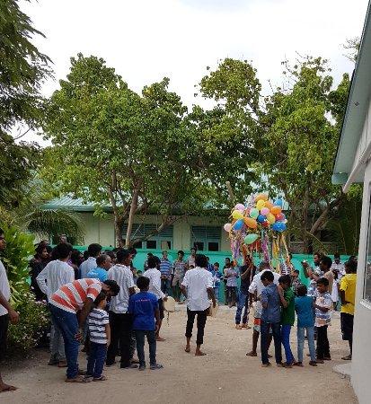 Mahibadhoo Island: Goby Lodge