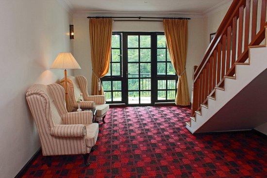 Hotel De' La Ferns: Pent Suite 3