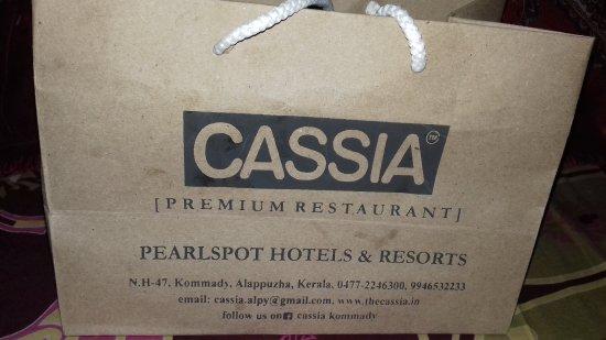 Cassia: parcel