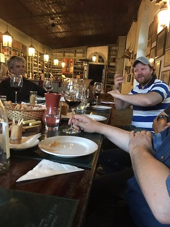 The Wine Experience: Ryan