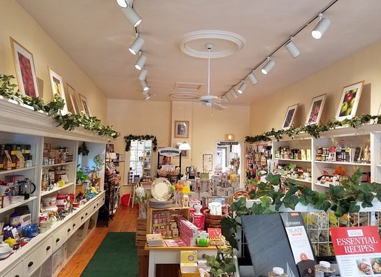 Skaneateles, Estado de Nueva York: Rhubarb Kitchen Shop