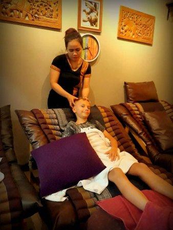 Thai massage se sabai spa