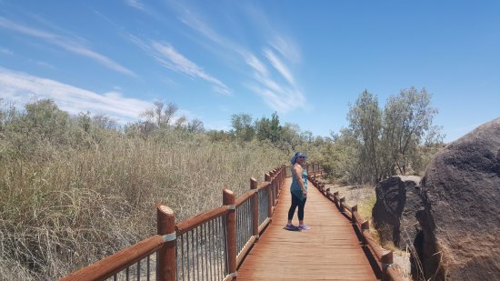 Augrabies Falls National Park, Sudáfrica: Beautiful board walks to various view points