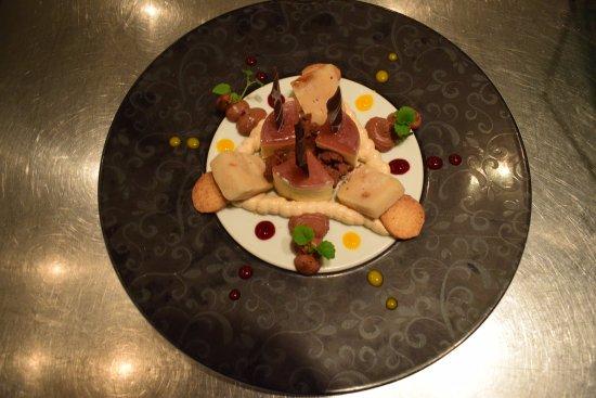 Tolkamer, Pays-Bas : Dessert 3-gangen proeverij
