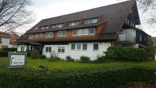 Apartments & Hotel Kurpfalzhof-billede