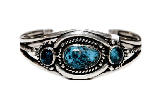‪‪Surrey‬, كندا: Authentic Navajo Jewellery using Arizona Turquoise‬