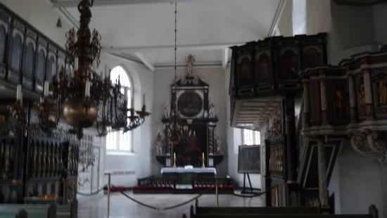 Stadtkirche Glueckstadt: Altertavle