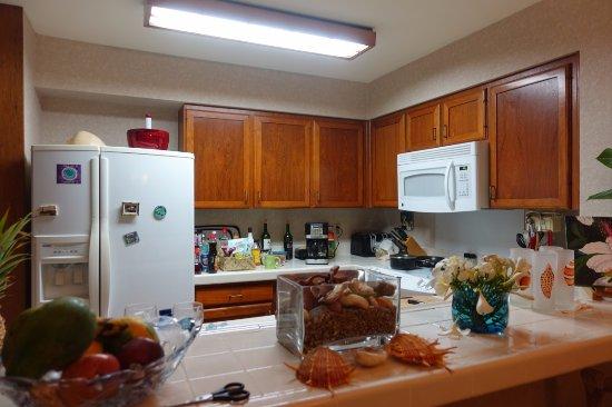 Poipu Kapili: Кухня