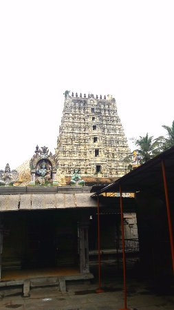 Villupuram, India: Thirukovilur, Ulagalantha Perumal