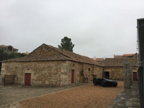Idanha-a-Nova, Portugal: idanha a velha bâtiment de la presse à huile