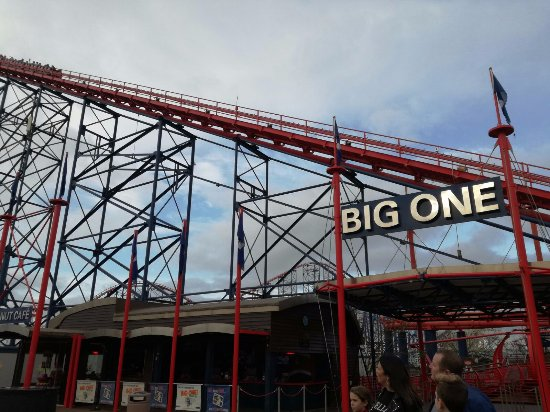 Seems remarkable Blackpool pleasure beach wild mouse impudence! You