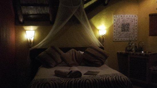 Marloth Park, Republika Południowej Afryki: Chambre du plus petit chalet