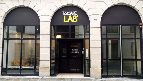 ‪The Escape LAB'‬