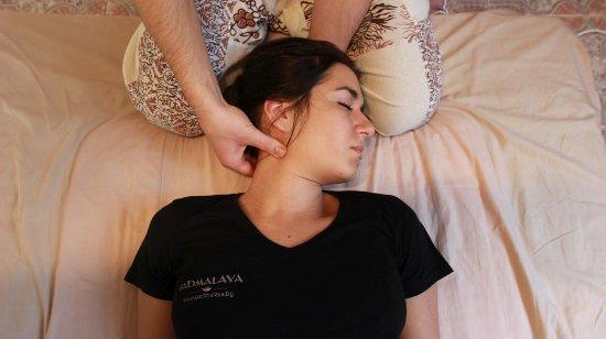 Padmalaya Massage center: Shiatsu - healing Japanese massage