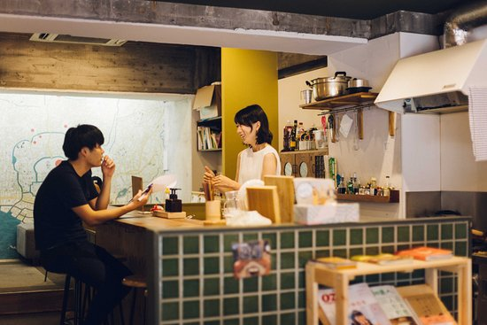 Irori Nihonbashi Hostel And Kitchen Chuo Japon Voir Les Tarifs Et Avis Maison D 39 H Tes