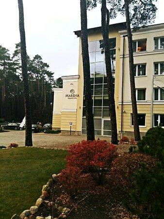 Miedzywodzie, بولندا: CYMERA_20171126_120813_large.jpg