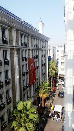 Antik Hotel Istanbul: 20170823_090858_large.jpg