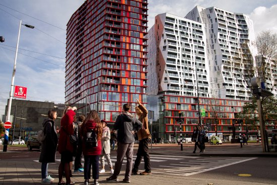 Frank Tours Rotterdam - Walking Tours