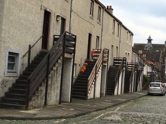 Premier Inn Edinburgh Leith Waterfront Hotel: Case caratteristiche nei dintorni