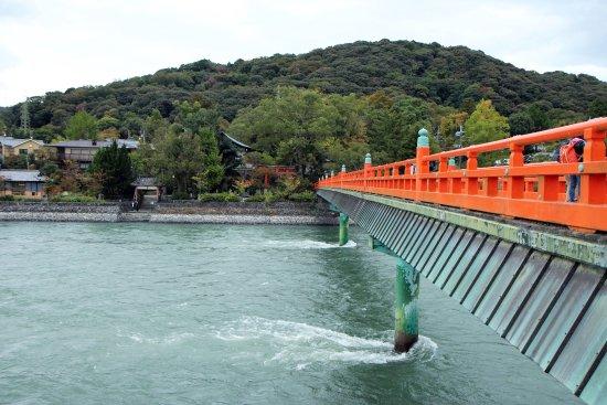 Uji River Photo