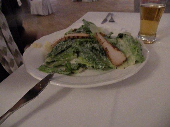Konstancin-Jeziorna, Polonia: Caesar Salad