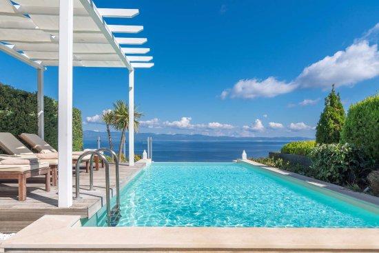 Yunanistandaki Tatiller - mükemmel tatil hakkında değerlendirme