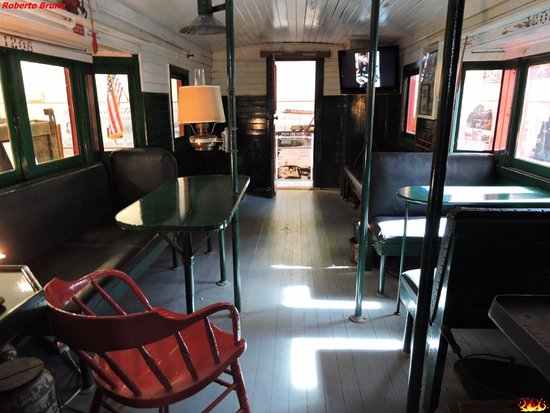 Hill City, SD: Vagone ferroviario