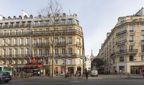 Hotel Royal Saint Michel : Séjounez dans un authentique batiment Haussmanien
