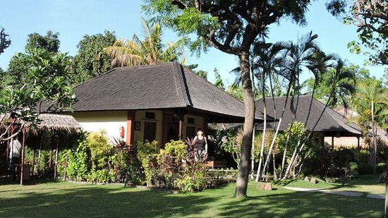 Taman Sari Bali Resort & Spa : bungaluw #