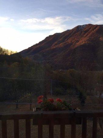 Perosa Argentina, อิตาลี: amanecer
