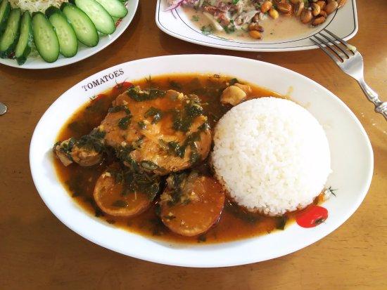 Isesaki, Giappone: Bean stew
