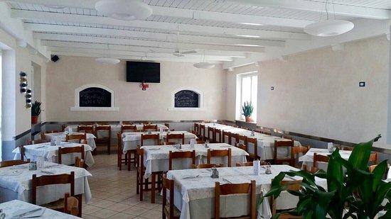 San Martino Alfieri, Italia: Pizzeria Ristorante La Rosa Blu