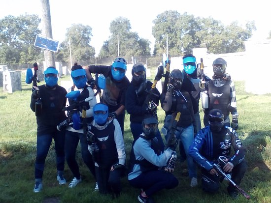 Paintball Bordeaux Mérignac
