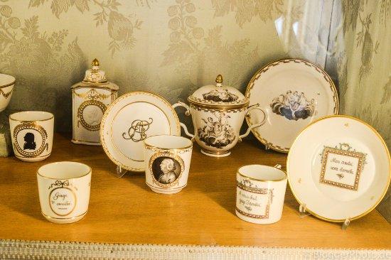 Fuldaer Stadtschloss: Porzellansammlung
