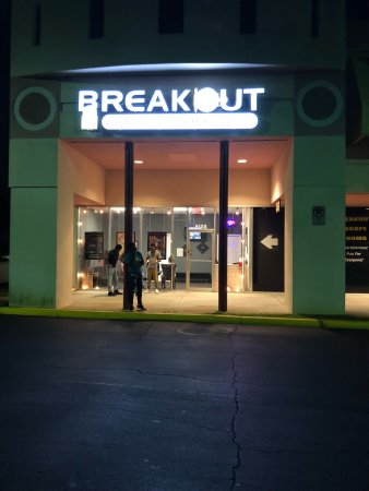 Breakout Escape Rooms Orlando 2018 All You Need To