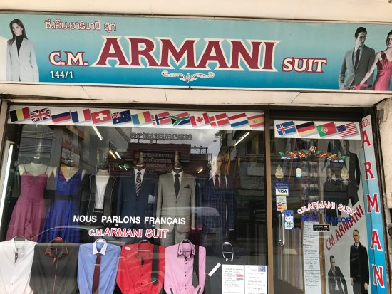 CM Armani
