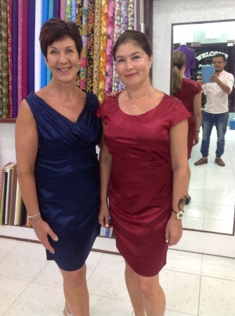 Nong Thale, Thailand: Pooja Tailor