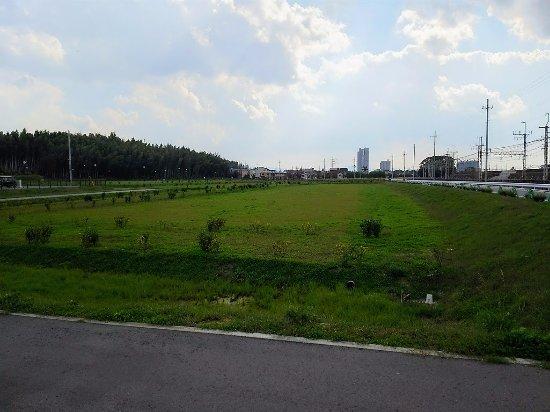 枚方市, 大阪府, 樟葉台場跡公園
