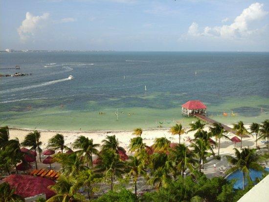 Oasis Palm: Vue sur la Marina depuis notre chambre
