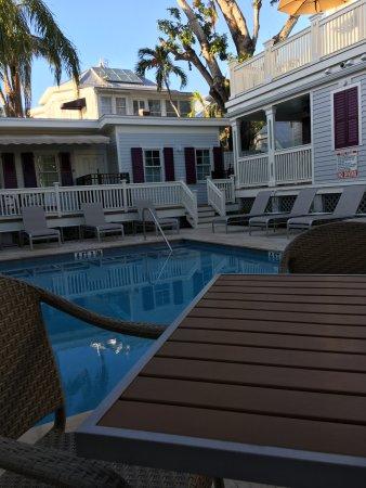 Marquesa Hotel: 414 Pool Area