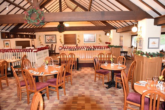 The Beech Tree Inn: The restaurant
