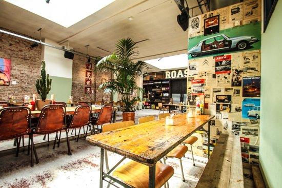 G Chicken Adventure Bar Interior - Picture of ...