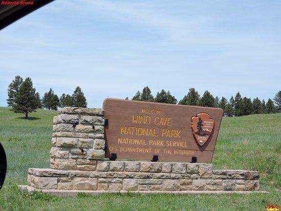 Parque Nacional Wind Cave, Dakota del Sur: Indicazione