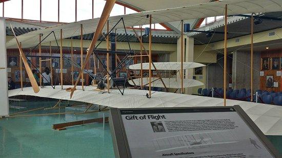 คิลล์เดวิลฮิลส์, นอร์ทแคโรไลนา: Wright Brothers National Memorial